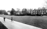 Ranmore Common, Lime Tree Cottage 1922