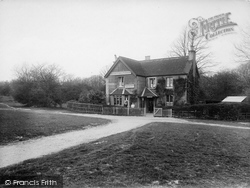 Ranmore Common, Post Office 1922