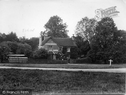 Ranmore Common, Post Office 1925
