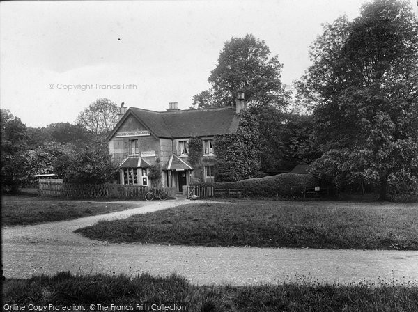 Photo of Ranmore Common, Post Office 1925
