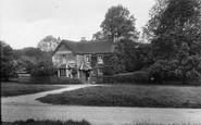 Ranmore Common, Post Office 1925