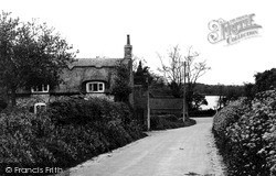 Approach To The Broad c.1931, Ranworth