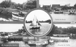 Composite c.1931, Ranworth