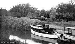 Reed Stacks c.1930, Ranworth