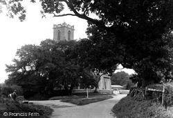 St Helen's Church 1934, Ranworth