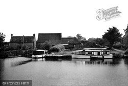 Staithe From The Broad c.1930, Ranworth