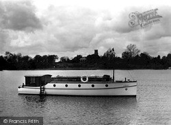 The Broad c.1931, Ranworth