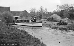 The Staithe c.1931, Ranworth