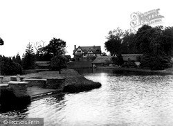 View From River Bure c.1931, Ranworth