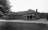 Raunds, County Infants School c1955
