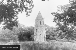 Ravenglass, Chapells, The Monument To Henry VI, Muncaster c.1955