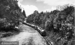 Ravenglass, Eskdale Railway c.1960