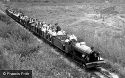 Eskdale Railway c.1960, Ravenglass