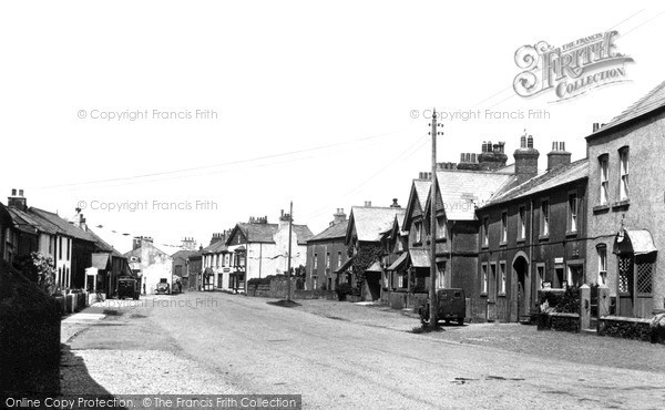 Ravenglass, Main Street c1955.  (Neg. R356041)  � Copyright The Francis Frith Collection 2008. http://www.francisfrith.com