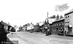 Ravenglass, Main Street c.1955