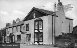 Pennington Arms Hotel c.1955, Ravenglass