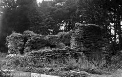 Ravenglass, Roman Ruins c.1955
