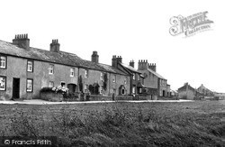 Ravenglass, The Green c.1955