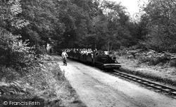 Ravenglass, The Ravenglass And Eskdale Railway c.1960