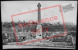 War Memorial c.1955, Ravenglass