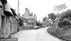 Ravenstone, The Village c.1955