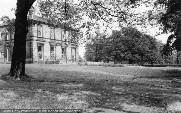 Rawmarsh, Victoria Park c1965