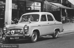 Rayleigh, Car 1957