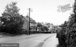 Rayleigh, High Road c.1960