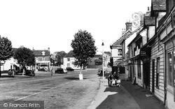 Rayleigh, High Street c.1950