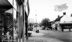 Rayleigh, High Street c.1965