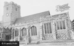 Rayleigh, Holy Trinity Church c.1960