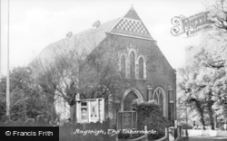 Rayleigh, The Tabernacle c.1955
