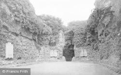 Reading, Abbey 1917
