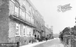 Reading, Abbots Walk c.1910