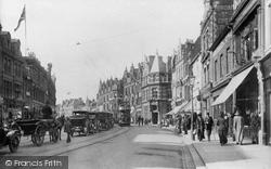Broad Street 1913, Reading