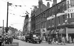 Broad Street 1954, Reading