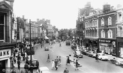 Broad Street c.1965, Reading