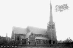 Christ Church 1896, Reading