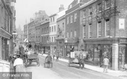 Reading, Duke Street c.1910