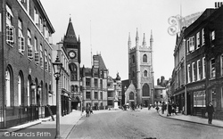 Friar Street 1923, Reading