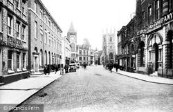 Friar Street 1924, Reading