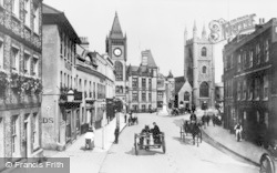 Reading, Friar Street c.1905