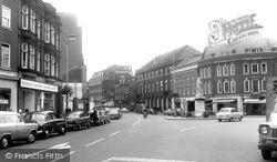 Friar Street c.1960, Reading