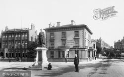 King Edward Vii Statue 1904, Reading