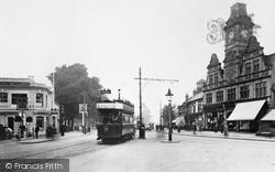 Kings Road 1924, Reading