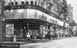 Reading, Mcilroy's Department Store, Oxford Road c.1920
