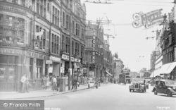 Reading, Oxford Road c.1955