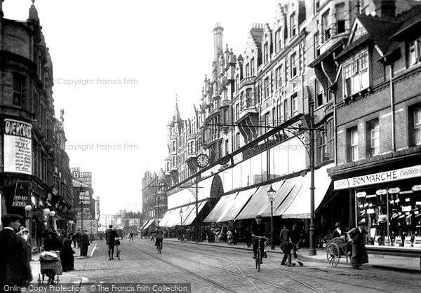 Reading, Oxford Street 1913