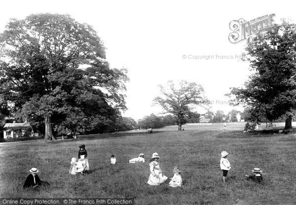 Reading, Prospect Park 1904
