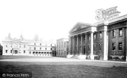 Royal Berks Hospital 1896, Reading